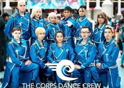 The Corps Dance Crew