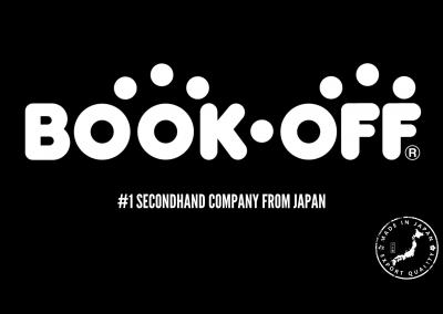 BOOKOFF USA INC