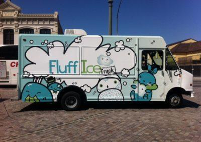 Fluff Ice Truck