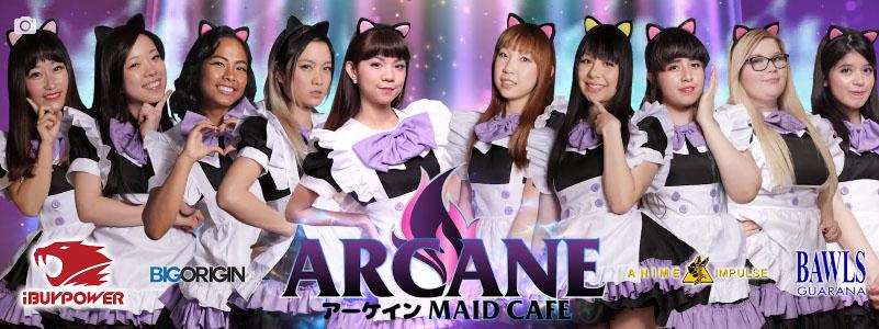 Arcane Maid Cafe