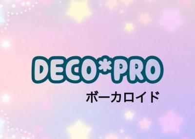 Deco*Pro