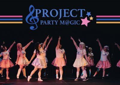 Project Party M@gic