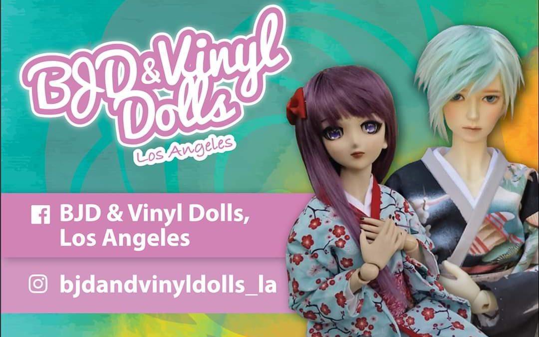 BJD & Vinyl Dolls L.A.